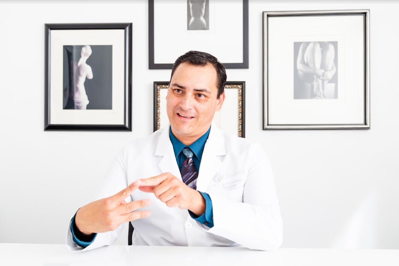 Dr. Javier Saldana Jasso Ginecólogo en Tijuana